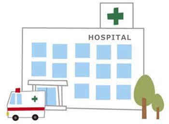 ประสานงานกับทางโรงพยาบาล