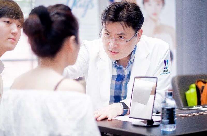 หมอ ahn tae joo SUI Hospital