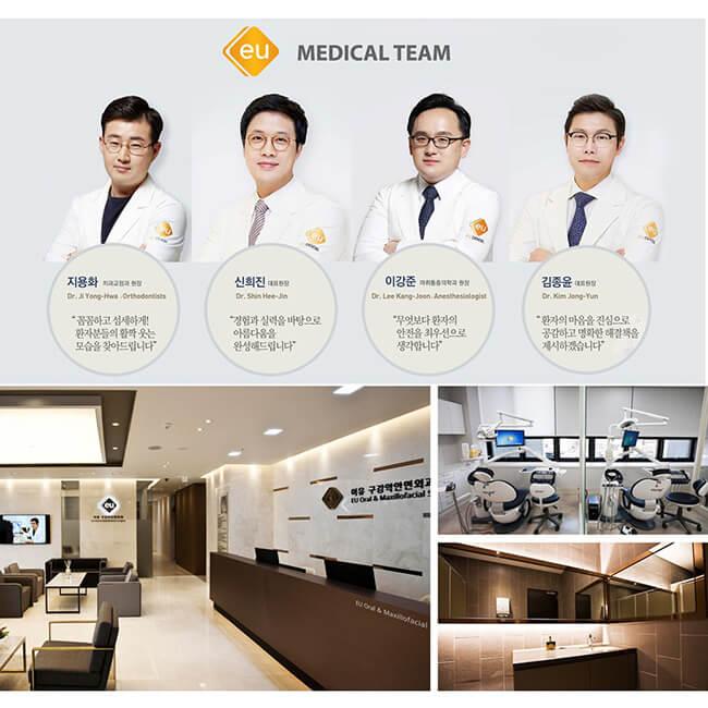 โรงพยาบาลศัลยกรรมเกาหลี-EU-Maxillofacial-&-Dental-Center