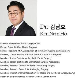 Dr. Kim Nam Ho