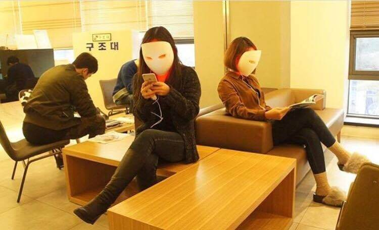 Laser-mask-ลดหน้าบวม