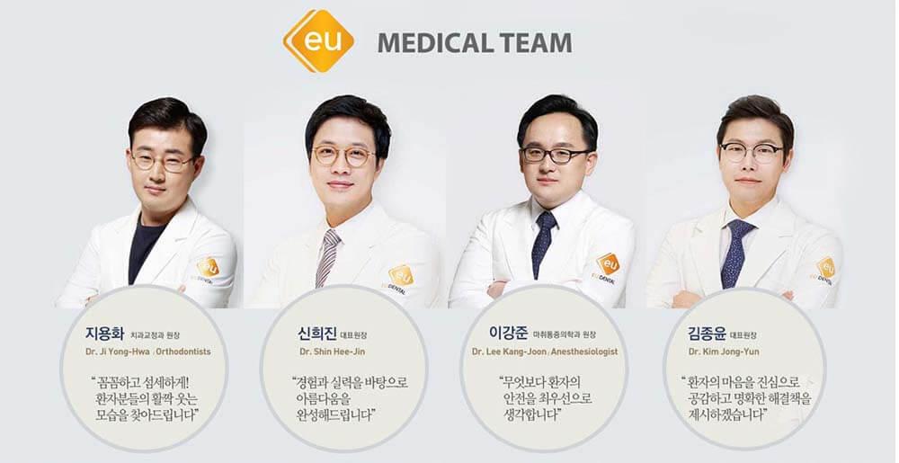 งานปรึกษาศัลยกรรมเกาหลี-EU Oral & Maxillofacil Surgery