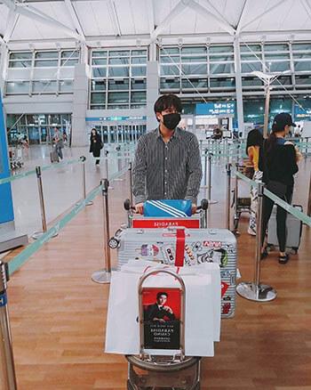 วันที่ 15 เดินทางกลับไทย