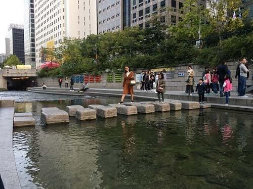 คลองชองกเยชอน-1