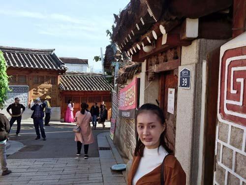 เที่ยวหมู่บ้านบุกชอน